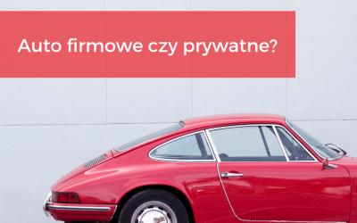 Auto w firmie w Holandii – prywatne czy firmowe?