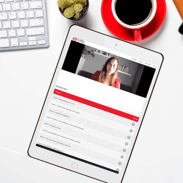 kurs online Jak założyć firmę w Holandii
