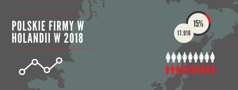Polskie firmy w Holandii w 2018